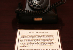Hotline Service (detail)
