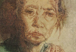 Portrait of Mrs Radjem