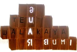 Teu Walakaya (detail)