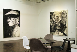 """Pukat"" Installation View #3"