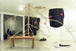 """""""Maizoukyou"""" Installation View #1"""