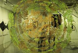 """""""Maizoukyou"""" Installation View #4"""