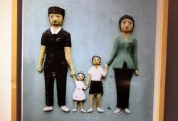 Potret Keluarga Idela #13