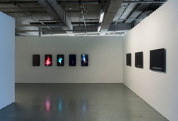 """Panoramix"" Installation View #1"