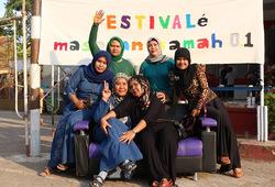 Festival Masakan Mama - Pojok foto 1