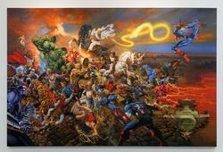 Perang Dipenogoro - Babad Tanah Jawi