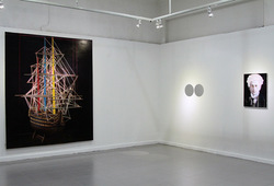 """1987"" Installation View #1"