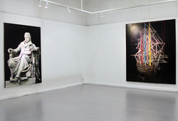 """1987"" Installation View #2"