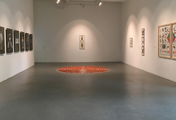 Multiple Junctures Installation View #1