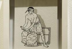 Mencari Lukisan Soekarno (Detail)