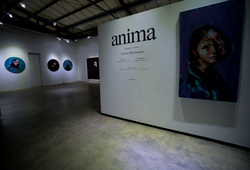 Anima Exhibition View 2 - (SALIAN)