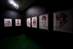 Anima Exhibition View 3 - (OMNISPACE)
