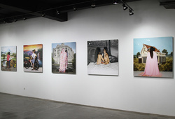 """Rumah"" Installation View #2"