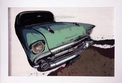 Menua, Edhi Sunarso's car