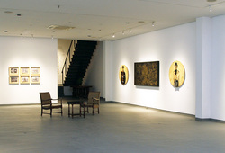 """Redraw II: Discovery"" Installation View #1"