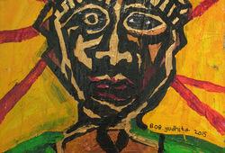 "Self portrait ""journey"""