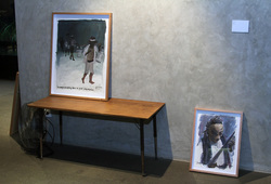 """""""Ones who are being Controlled"""" Installation View #3"""