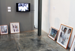"""Ones who are being Controlled"" Installation View #1"