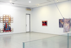 """""""Waiting for it to Happen"""" Installation View #2"""