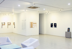 """""""Waiting for it to Happen"""" Installation View #6"""