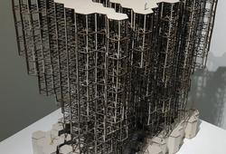 Wooden Tower in Durban Africa