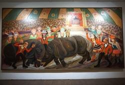 Sirkus Adu Badak