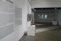 Pindai Senarai - Exhibition View 1