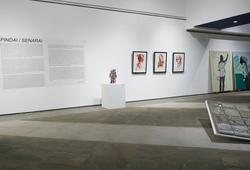 Pindai Senarai - Exhibition View 3