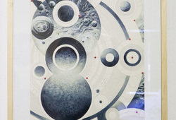 On being: round, orbital and interference - Detail 3