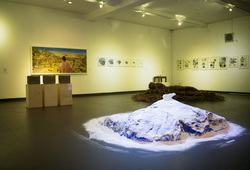 GEOCULTURE - Exhibition View 1