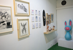 Domestic Affairs - Exhibition View 2