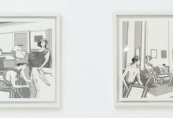 Soekarno kehilangan lukisan (Soekarno lost his paintings) #5-#8