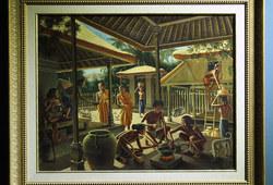 Kehidupan di Borobudur di Abad ke-9