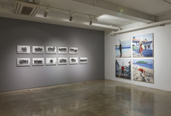 """The Man who Fell into Art: Collecting as A form of Personal Narrative"" Installation View #6"