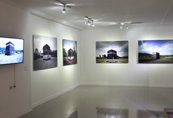 """Encounter"" Installation View #2"