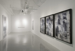 """ACRYLIC"" Installation View #1"