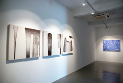 """""""How it Feels"""" Installation view #3"""