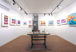 Sathar Vol.1 - Exhibition View 1
