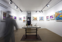 Sathar Vol.1 - Exhibition View 2