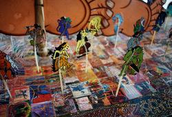 Seri Slamet Gundono: Iring-Iringan - Detail  8