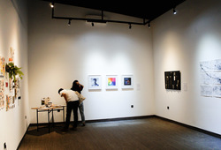 Prakarya Exhibition View 1