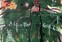 All The Girls Acrylic