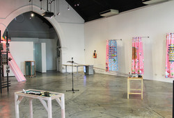 """Fantasy Island"" Installation View"