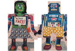 Mr & Mrs Robo