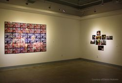 """Vox Populi"" Installation View #1"