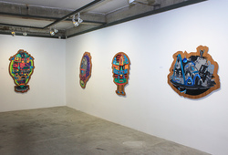 """Goodness"" Installation View #3"
