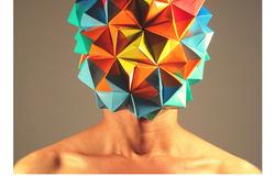 Wajah geometris