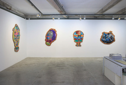 """Goodness"" Installation View #1"