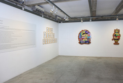 """Goodness"" Installation View #4"