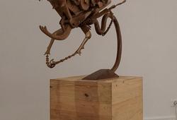 Mechanical Horn Sentar Beetle